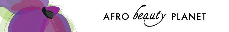 Afro Beauty Planet Banner